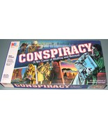 1982 Conspiracy Board Game - $31.50