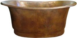 """Copper Bathtub """"El Paso"""" - $2,900.00"""