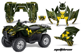 ATV Graphics Kit Decal Sticker Wrap For Honda Rancher AT 2007-2013 MELTD... - $168.25