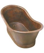 """Copper Bathtub """"San Francisco"""" - $2,900.00"""