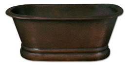 "Copper Bathtub ""San Antonio"" - $2,900.00"