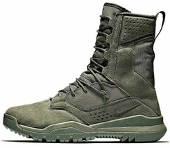 """NIKE SFB FIELD 2 8"""" BOOTS """"SAGE"""" MILITARY/POLICE SIZE 11 BRAND NEW (AO75... - $139.55"""