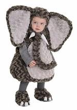 Underwraps The Toddler Elephant Bubble Costume 2T/4T Gray - £34.64 GBP