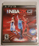 Playstation 3 - NBA 2K 13 (Complete with Manual) - $10.00