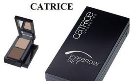 CATRICE COSMETICS EYEBROW SET 010 - PERFECT SHAPELY EYEBROWS - $8.79