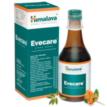 1x Himalaya Herbal Evecare Syrup 200ml MenoCare Pack of 1 Bottle - $11.10