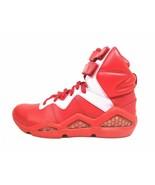 Reebok Womens Shoes CL Chi-Kaze-W Basketball Retro Leather Red Pink J892... - $57.99