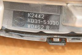 13-16 Mazda CX-5 CX5 Headlight Lamp Halogen Passenger Right RH image 6