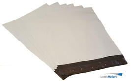 14.5x19 Poly Mailers Shipping Envelope Plastic Bags 2.5 Mil 1 100 200 25... - $2.99+