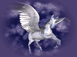 FEMALE PEGASUS AMAZING POWER STRENGTH PROTECTION very friendly powerful - $34.99