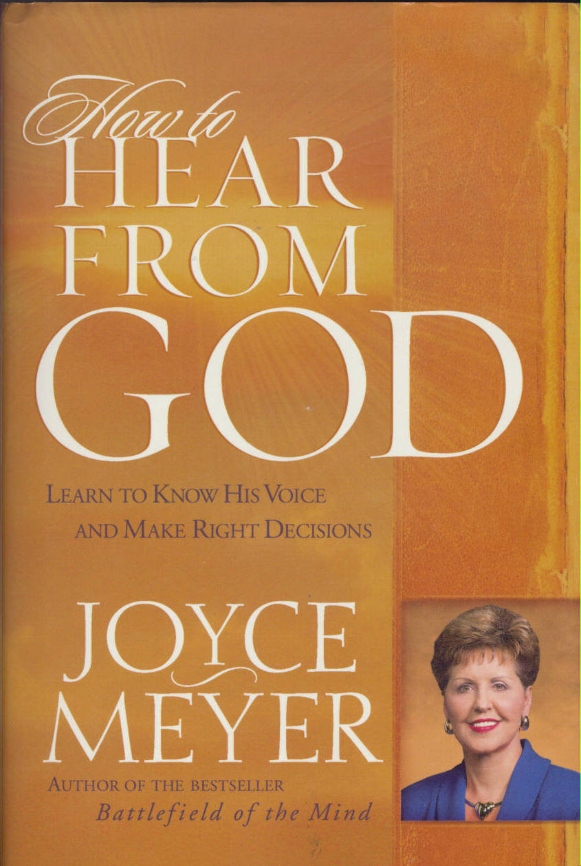 Primary image for How To Hear From God Joyce Meyer LN
