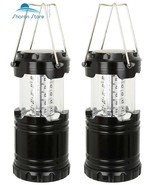 Portable Collapsible Tactical LED Lanterns Tac... - £10.24 GBP