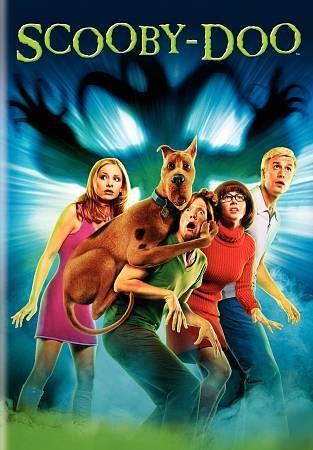 Scooby-Doo - The Movie (DVD, 2009, Widescreen)