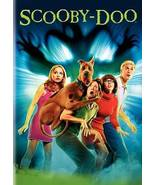 Scooby-Doo - The Movie (DVD, 2009, Widescreen) - $169,13 MXN