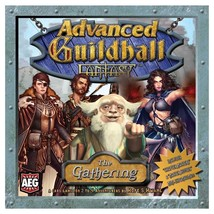 Guildhall Fantasy The Gathering Board Game Includes Expansions Alderac C... - $18.50