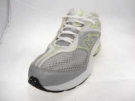 New Balance N-Fuse 540  Gray and Green Running Women's Shoes Size 7B / 37.5 Euro - $38.60