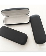 3 pcs sunglasses eyeglasses case black hard-case unisex - $13.46