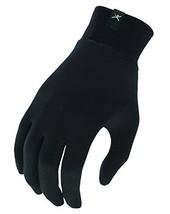Terramar Adult Thermasilk Glove Liner (Black, Large) - $400,54 MXN