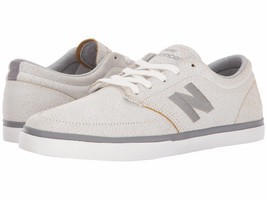 MENS NEW BALANCE NUMERIC 345 SKATEBOARDING SHOES SEA SALT THUNDER     (HGM) - $52.49