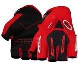 PRO - BIKER CE - 03B Summer Motorcycle Outdoor Fingerless Gloves 1 Pair