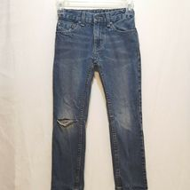 Blue Jeans Denim Boys Size 8 Slim Straight Falls Creek image 8