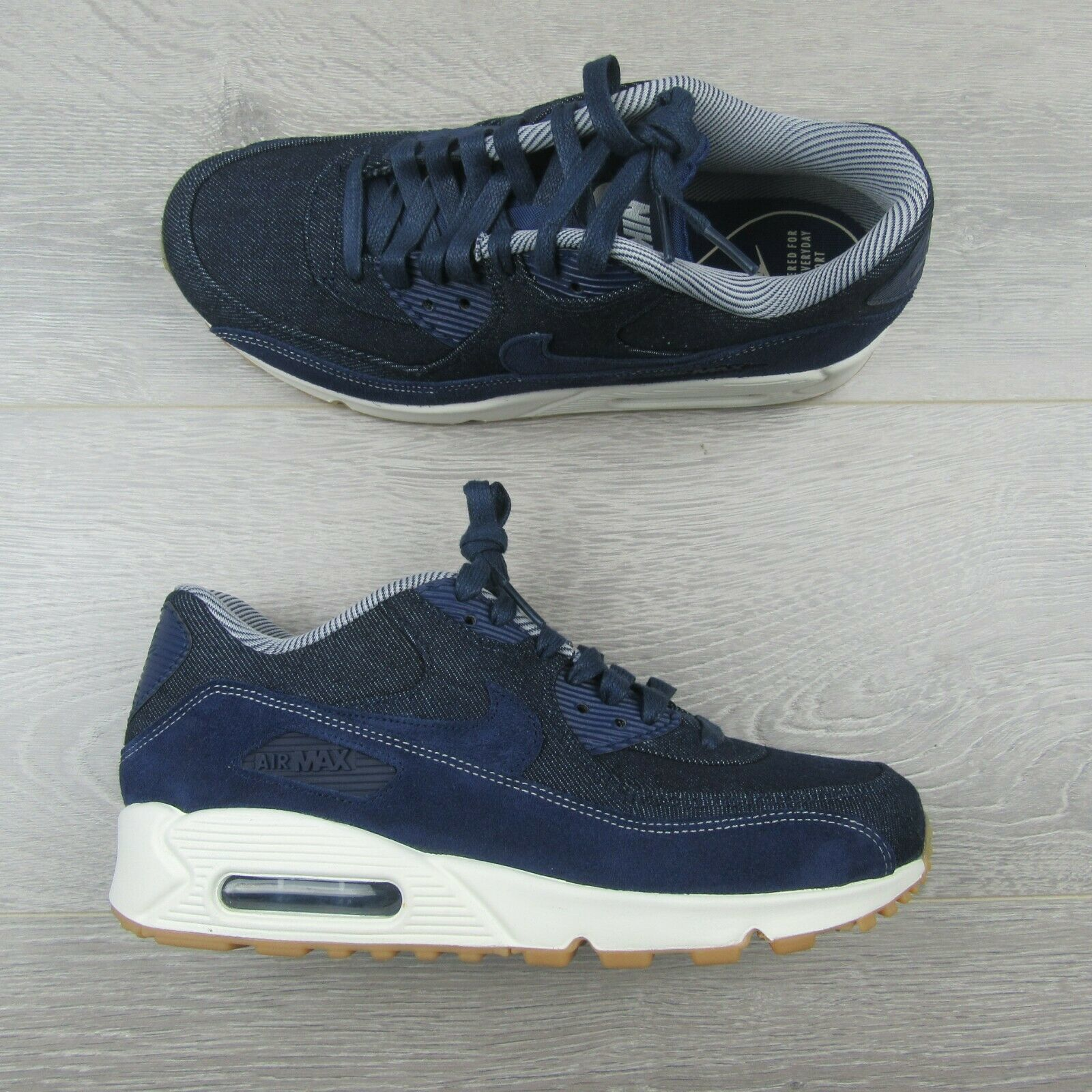 best service e7ba5 68609 Nike Air Max 90 SE Blue Denim Pack Running and 21 similar items. 57