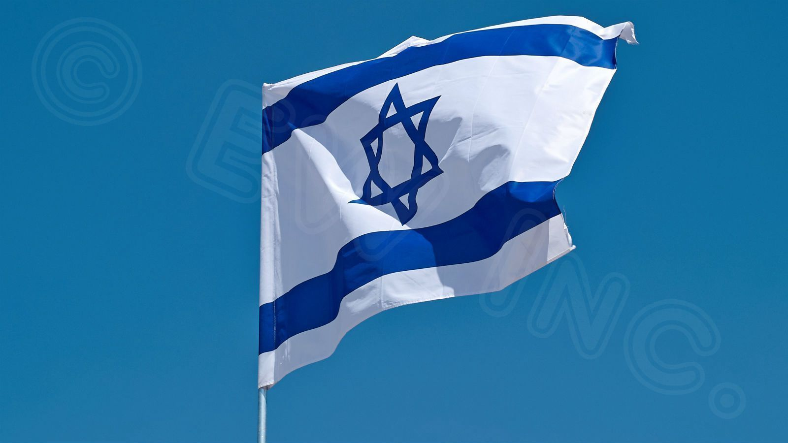 ISRAEL ISRAELI FLAG NEW 3X5 ft BETTER QUALITY USA SELLER