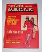 The Girl from U.N.C.L.E Magazine feb 1967 vol 1 no 2 [Unknown Binding] - $61.75