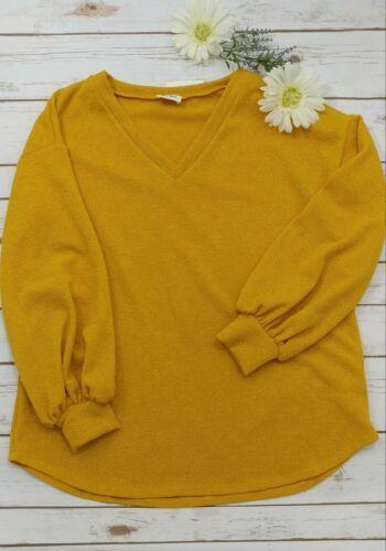 Women's Mustard Top