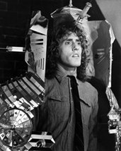 Roger Daltrey In Tommy Coming Out Of Machine 16X20 Canvas Giclee - $69.99