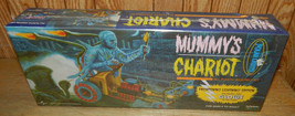 Universal Monsters Polar Lights Model Kit MUMMY'S CHARIOT New Sealed 1998 - $29.38