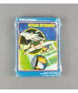 Star Strike (Intellivision, 1981) Vintage Video Game -- FACTORY SEALED - $15.79