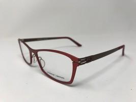 NEW! PRODESIGN DENMARK Eyeglasses Japan Mod.6915-4021 53-17-135 Matte Re... - $53.00