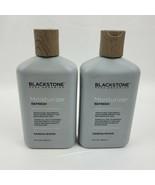 2X Blackstone Mens Grooming Sandalwood Refresh Moisturizer 8oz each Bottle - $26.95