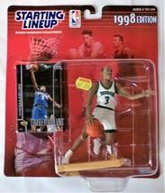 NBA Starting Lineup 1998 Stephon Marbury Minnestota Timberwolves SLU B4 - £7.63 GBP