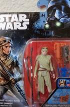 STAR WARS The Force Awakens REY (Jakku) Action Figure New in Package 2016 - $6.85