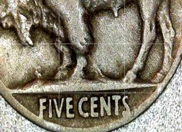 Buffalo Nickel 1927, 1928 and 1929 AA20BN-CN6078 image 6