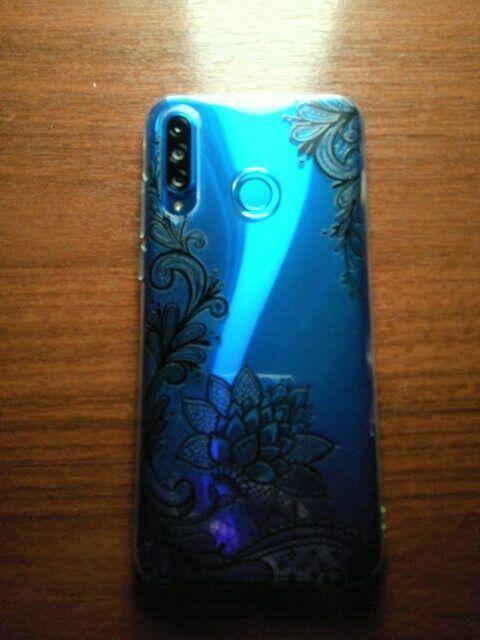 Cartoon Case Huawei P30 Lite Soft Silicone Back Pro P30lite P30pro P 30