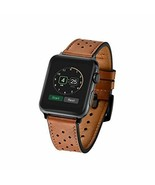 Bands straps For Apple Watch series 3 2 1 42mm Genuine Leather Hand Made... - $36.54