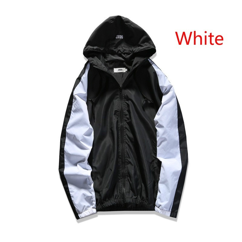 Men's Bomber Jacket Coat Letter Emboridary Mens Hip Pop Jacket Pilot Bomber Jack