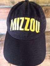 MIZZOU 1st National Bank Tigers Columbia Missouri Adjustable Adult Hat Cap  - $9.89