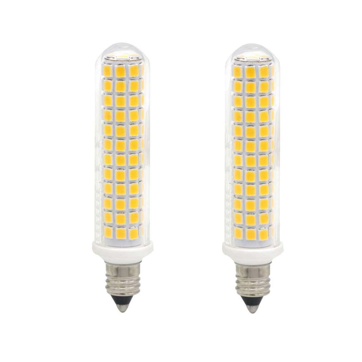 Ylaide E11 Led Light Bulb 100w Halogen Bulbs Equivalent