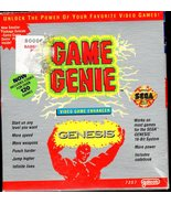 Game Genie Video Game Enhancer (Sega Genesis, 1... - $23.97
