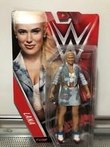 WWE Wrestling Basic Lana Divas Mattel Action Figure - $10.29