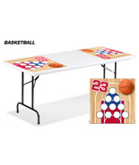 Universal Boardgame Folding Table Top Games Decal Sticker Beer Pong Mats... - $29.65