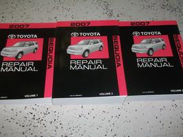 2007 Toyota Sequoia Truck Service Shop Repair Workshop Manual Set - $495.00