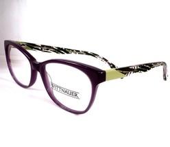 1f64d8fd611 Wittnauer Delaney Violet Women Eyeglasses New Designer 53-16-135 - £67.97  GBP