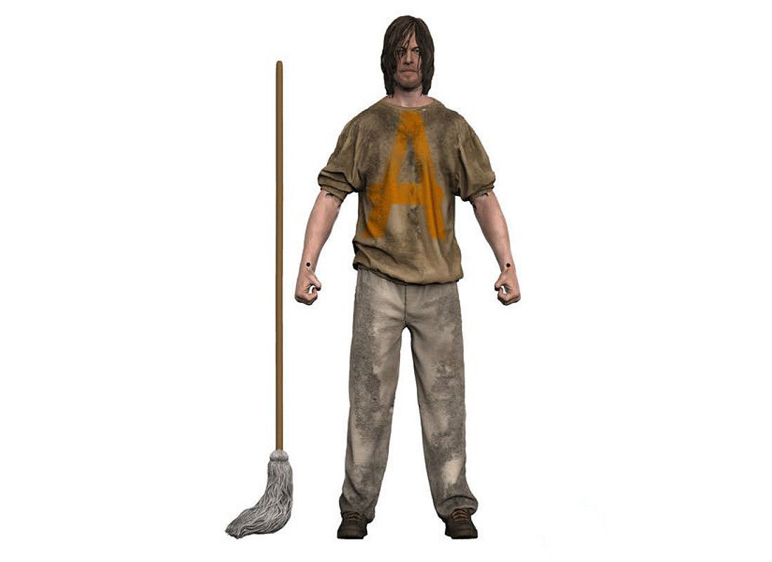Daryl Savior Prisoner Figure from The Walking Dead 14682