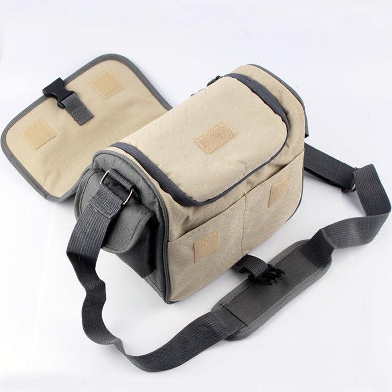DSLR Camera Bag Case Nikon D7200 D5300 D3400 D3300 D3200 D3100 D5000 D5100 D5200