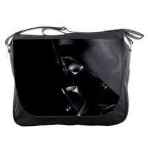 Messenger Bag Darth Vader Anakin Skywalker Star Wars Galaxy Movie In Elegant Da - $30.00